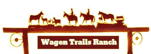 Wagen Trails Ranch Logo
